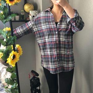 Vintage Gap Flannel